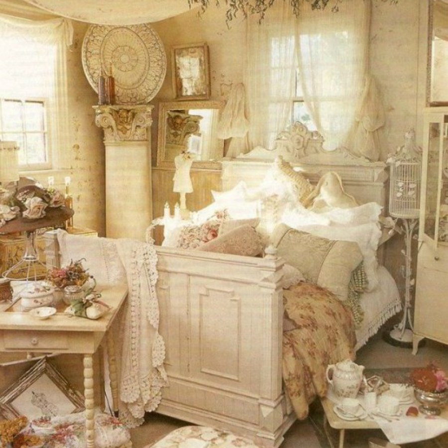 Shabby Chic Bedroom Project Ideas